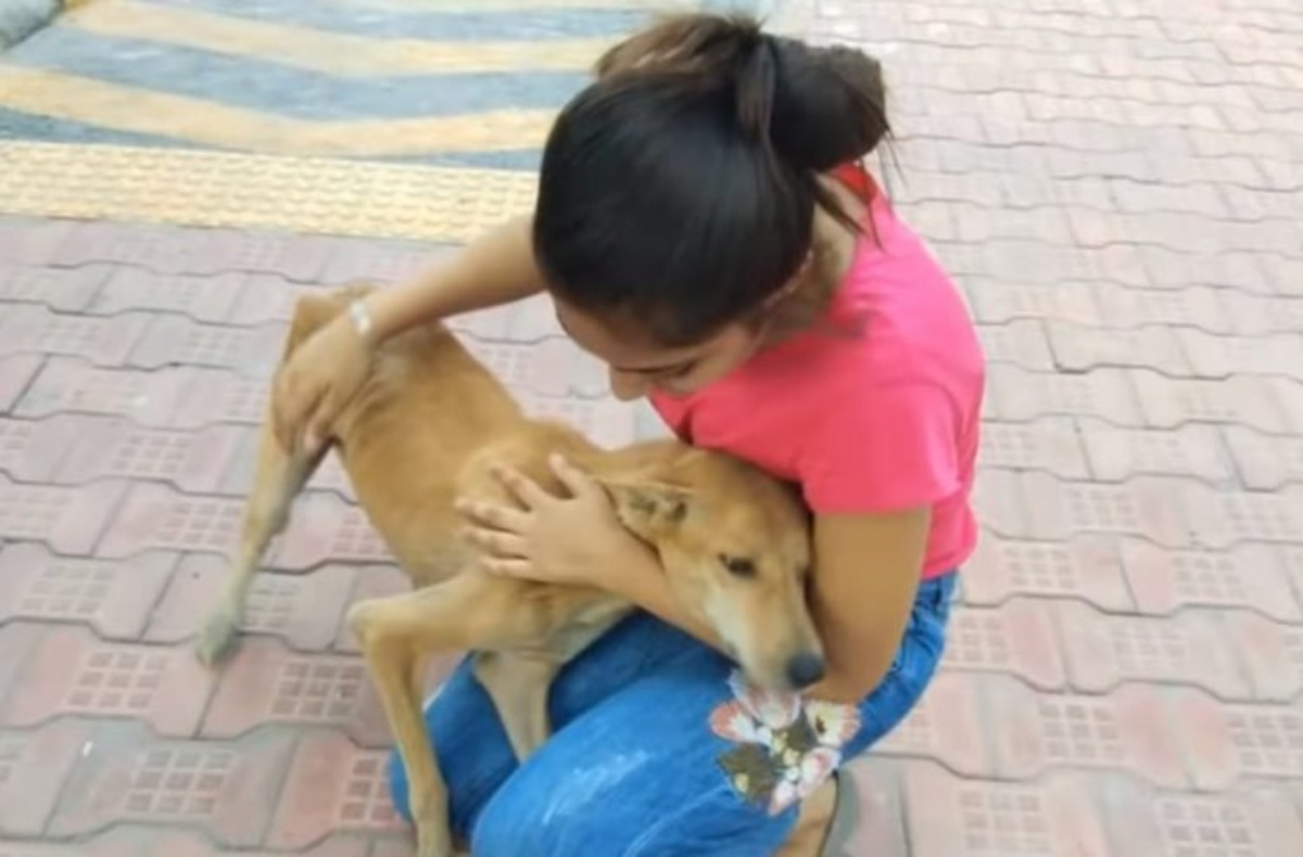Hope's Painful Rescue