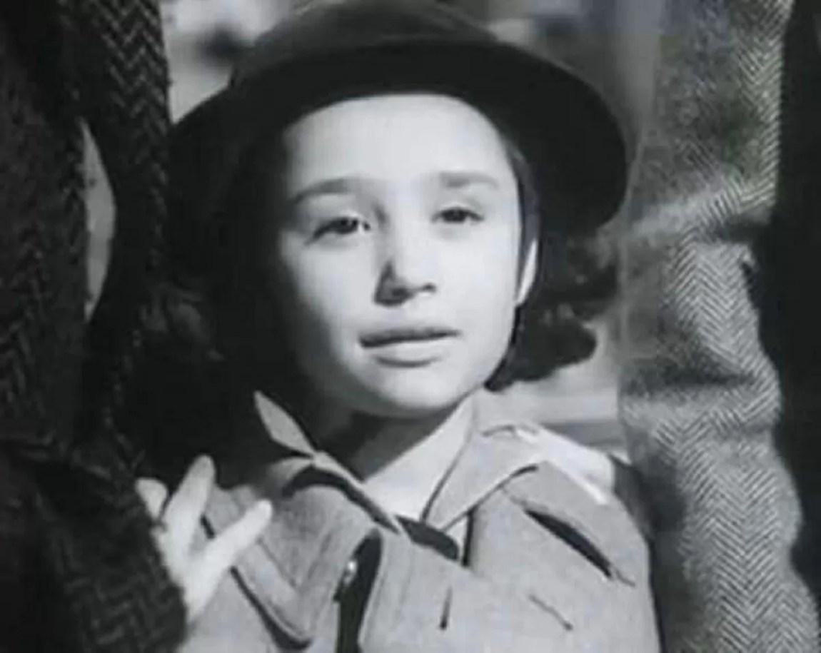 Raffaela as a child