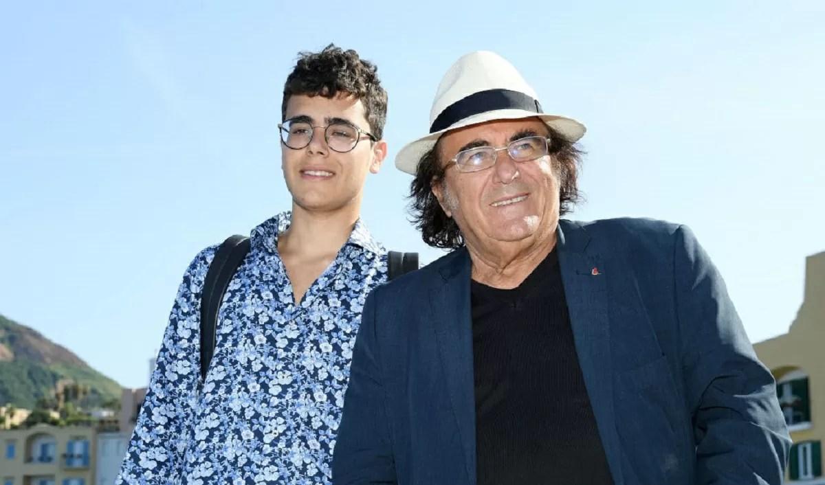 Al Bano Jr, figlio di Al Bano Carrisi, attaccato sul web