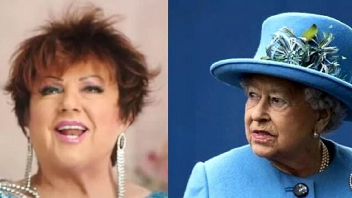 Orietta Berti against Queen Elizabeth