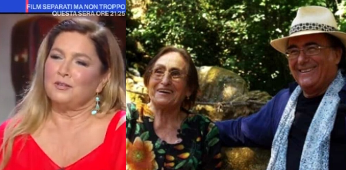 Romina Power and the relationship with Jolanda