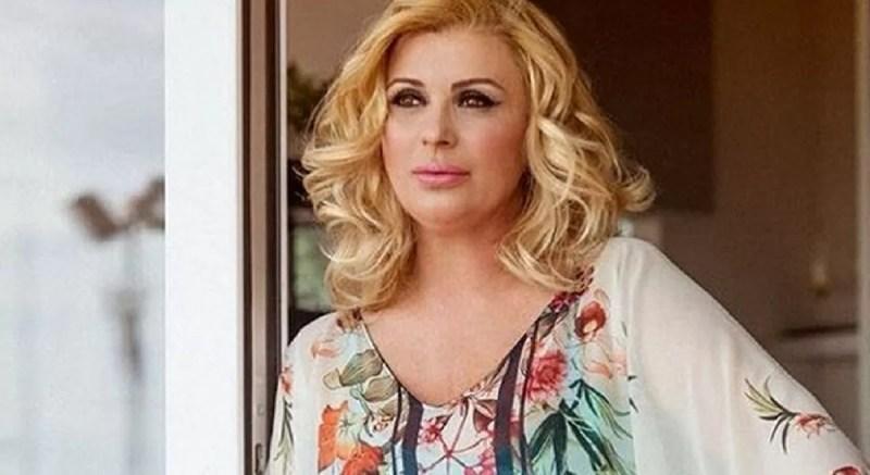 UeD: Tina Cipollari in costume