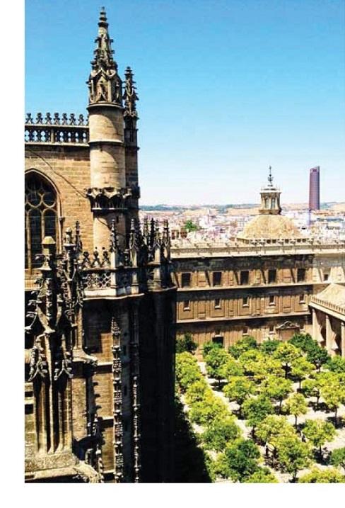 全球最佳旅游城市 西班牙塞維亞(Seville。Spain) 極力恢復過往藝術氣息 – Bigorangemedia