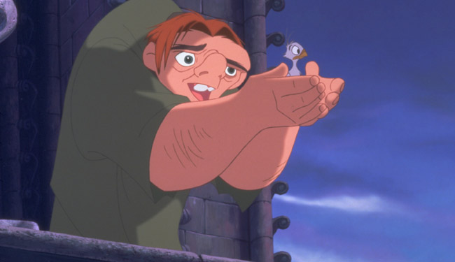 Image result for hunchback disney