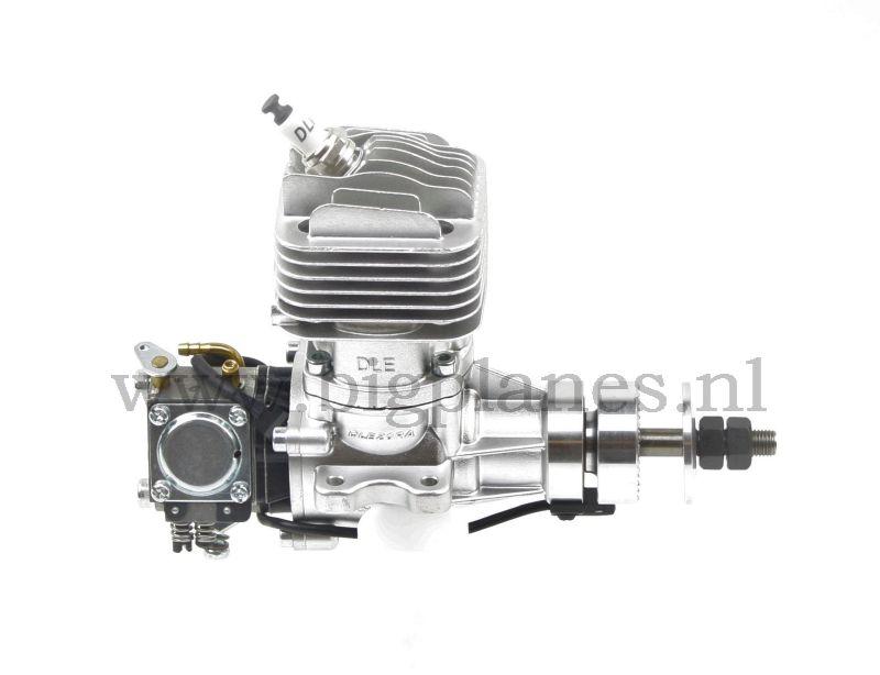 DLE20RA 20cc rc model gas engine (2.5hp, 820gr)