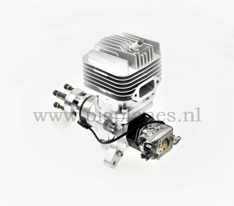 DLE55RA 55cc rc model gas engine (5.5hp, 1570gr)