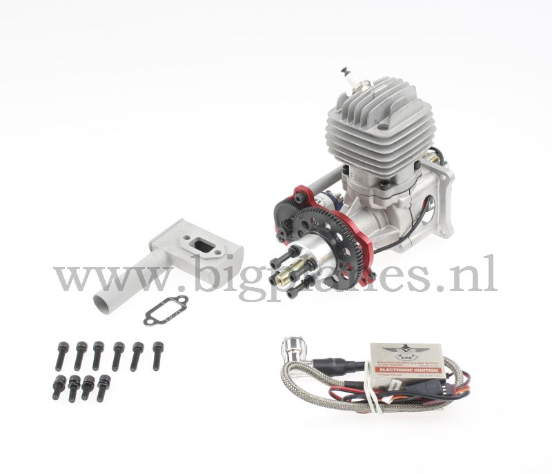 EME35 AS 35cc with electric starter (3.6hp, 1520gr)