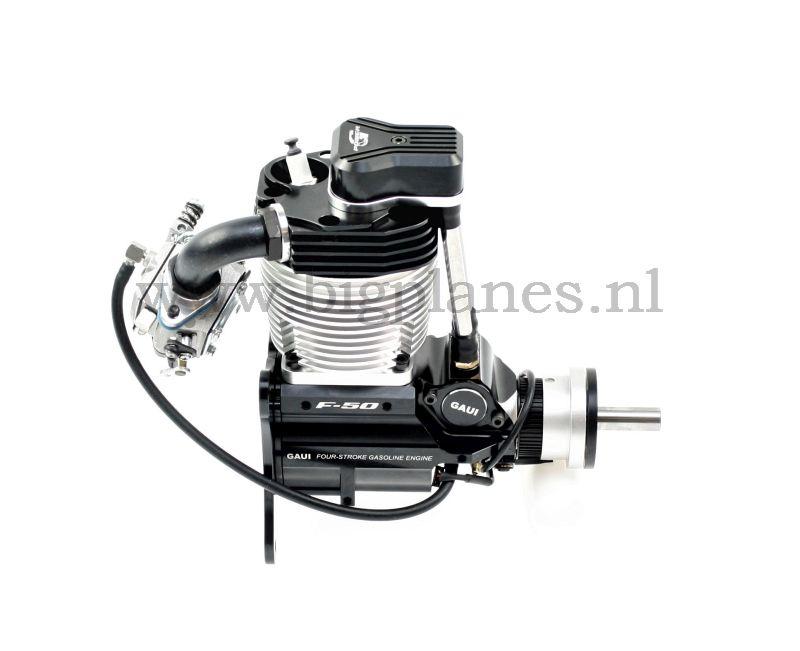 GAUI F-50R 50cc rc model gas engine (1500gr)