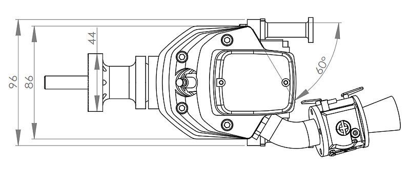 TP70 70cc 4-stroke rc model gas engine (6.2hp, 2100gr)
