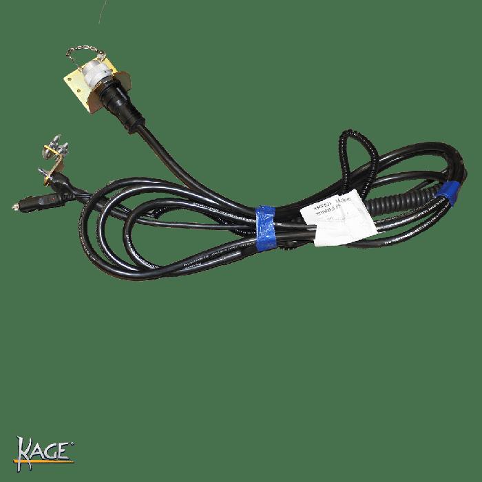 Machine Wire Harness 8 Pin