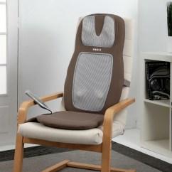 Back Massage Chair Round Dining Cushions Homedics Sbm 555h Shiatsu Upper Lower Shoulder