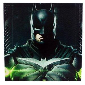 Quadro Decorativo Batman Metalico Injustice 2