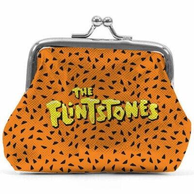 Porta Moedas The Flintstones Dots