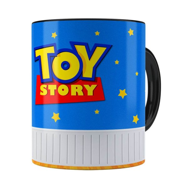 Caneca Toy Story V01 Preta