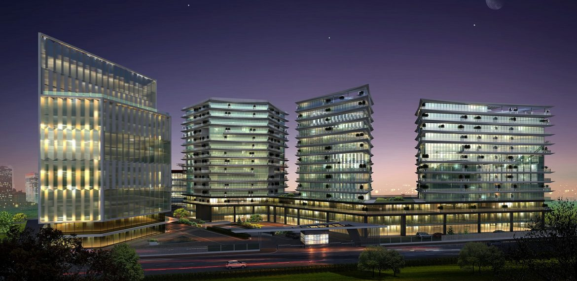Elangance new flats for sale in İstanbul Bakırköy