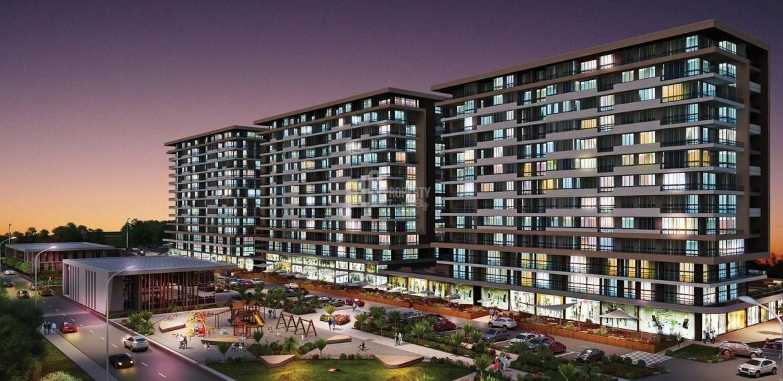 Luxury apartments for sale with horizon sea view in Istanbul Beylikduzu kavakli