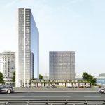 Luxury flats for sale near to shoppig mall in Güneşli İstanbul