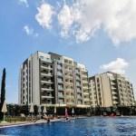 Luxury flats for sale with big green area in Istanbul Beylikduzu