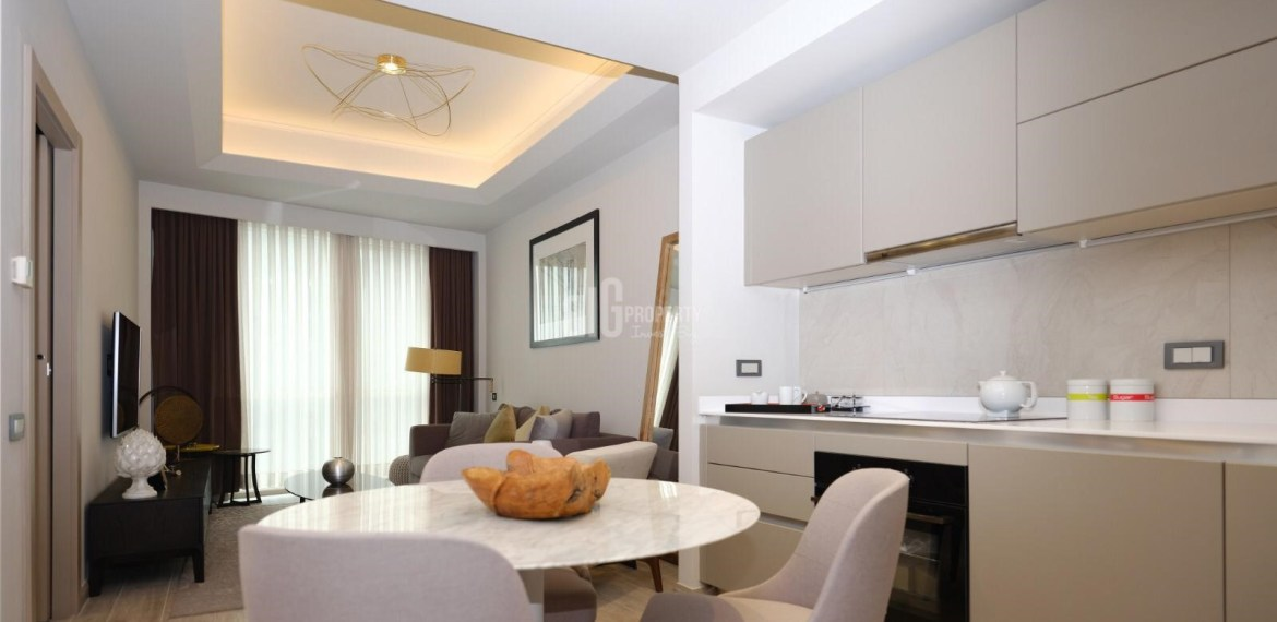 Smart offices near the biggest shopping mall in Istanbul kucukcekmece