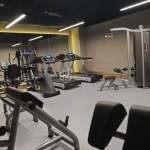 gym real pictures ng residence big property agency