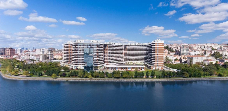 in front of canal istanbul apartment for sale in istanbul küçükçekmece