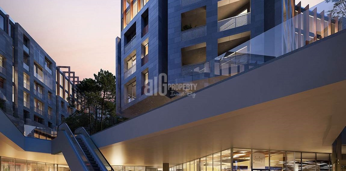 student flat for sale in city center in Istanbul