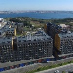 Magnificent Lake and Canal view family real estate for sale in Avcilar İstanbul