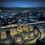 Quality properties for sale with forest view near to higway in Istanbul Maslak
