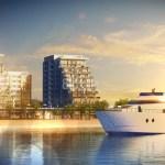 1-Big Terraca apartments with sea view for sale Buyukcekmece İstanbul Turkey