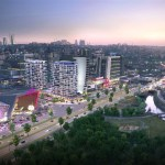 Best Locations investment homes for sale up to metro İstanbul Kagithane