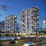 Best Locations investment property for sale up to metro turkey İstanbul Kagithane