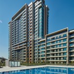 Biggest City center property for sale Maslak İstabul