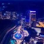 Biggest City center residence for sale Maslak İstabul