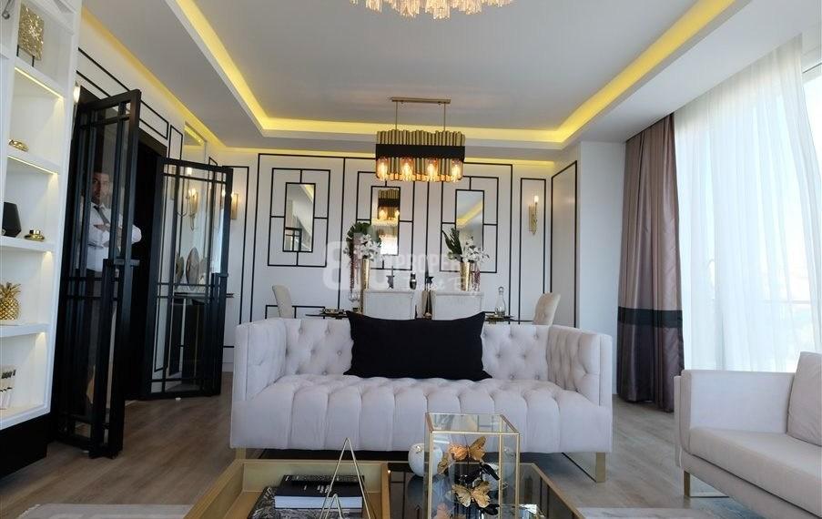 Full Sea view citizenship apartments near to marina for sale Beylikduzu İstanbul