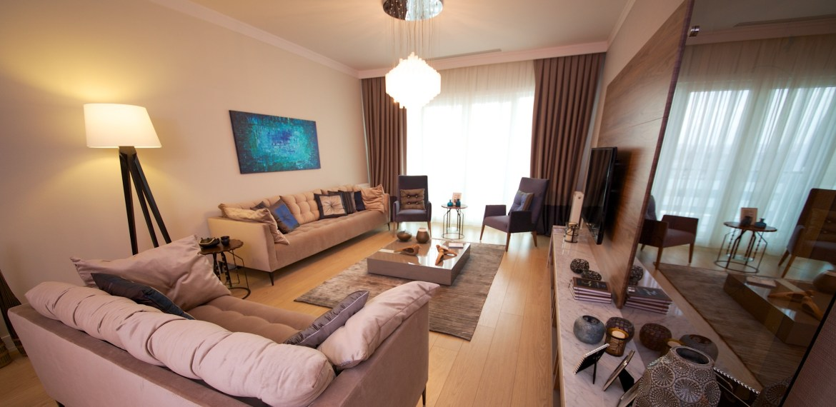 Ideal lifestyle real estate for sale in Kucukcekmece Istanbul