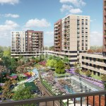 Near to canal istanbul quality and cheap apartments for sale Ispartakule İstanbul Turkey