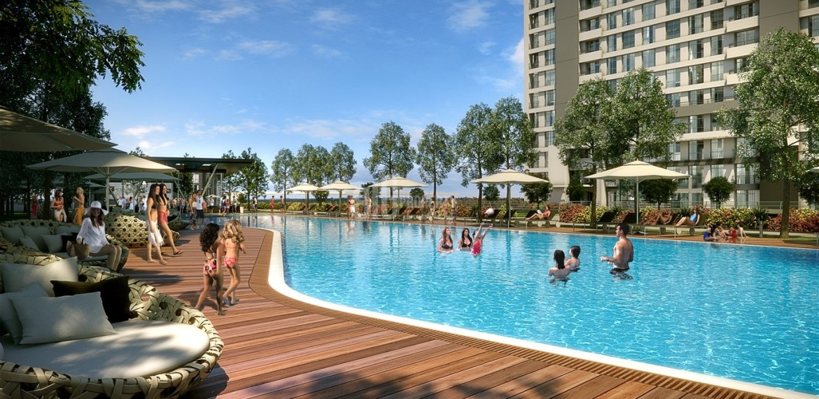 New homes with reasonable prices for sale for sale İstanbul Esenyurt