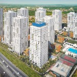 Ready to move quality project for sale close to metrobus and E-5 in Istanbul