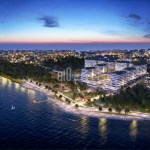 Seashore flats for sale istanbul buyukcekmece