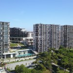The Most Beautiful canal istanbul aparments for sale in Kucukcekmece İstanbul