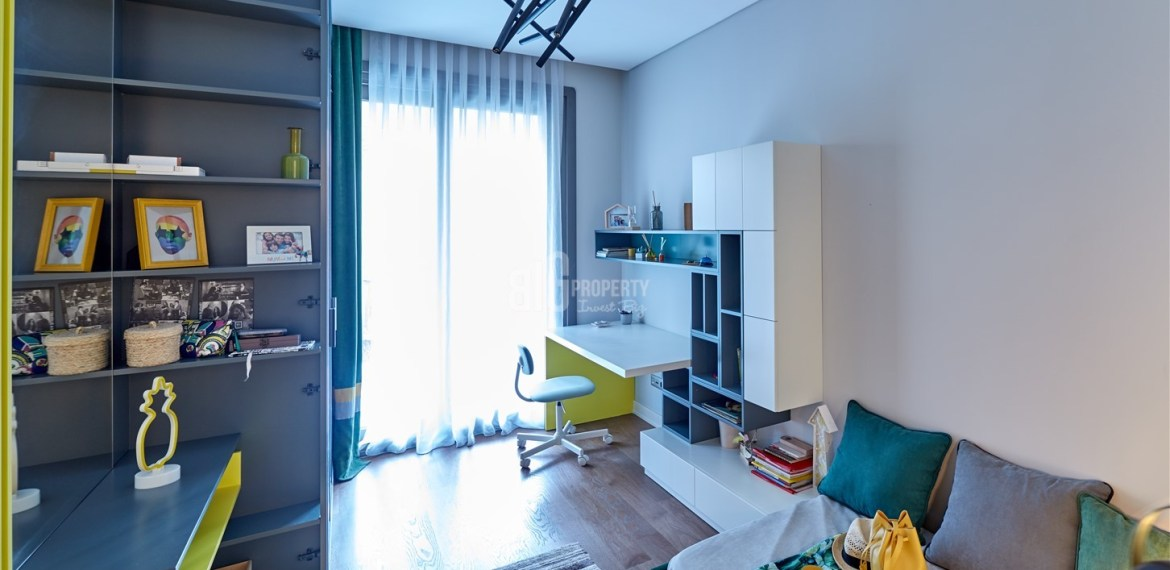 cheap apartment vadi istanbul project which is Biggest City center properties for sale Maslak İstabul
