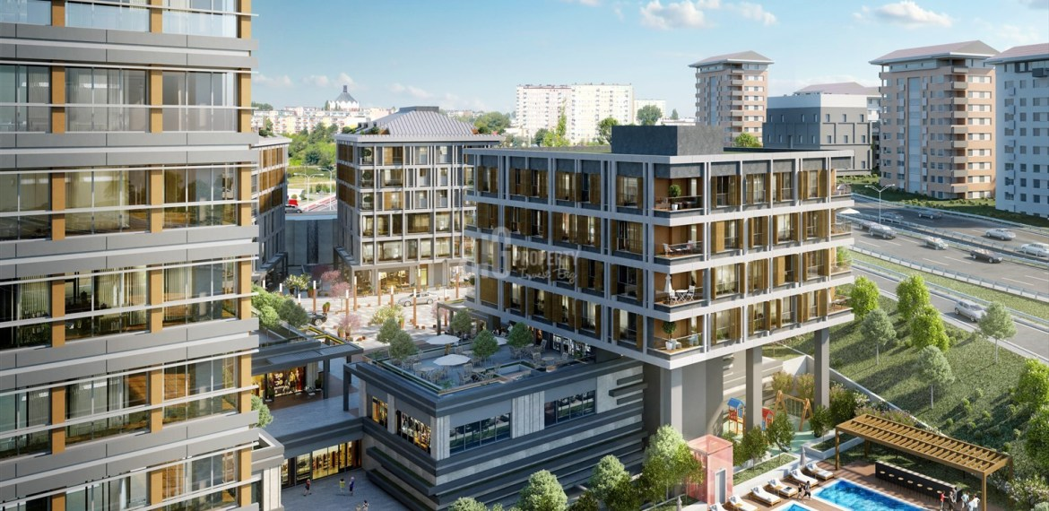 heart of istanbul asian side locations premium luxioury apartments for sale Uskudar İstanbul
