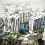 Classic dizayn bargain apartments for sale Basaksehir İstanbul