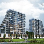 Boutique and contemporary apartments in İstanbul Yenibosna