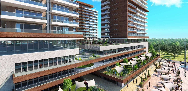 Buying property in istanbul luxury designe apartment in basin ekspres gunesli istanbul