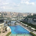 Luxury flats for sale with city view near to higway in Istanbul Maslak