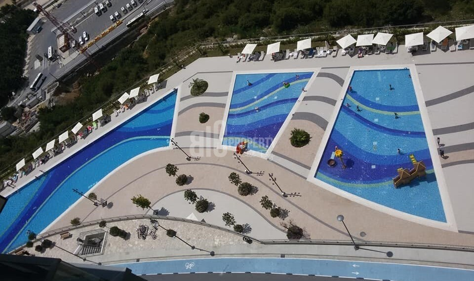 Luxury homes for sale with amazing city view near to highway in Istanbul Maslak