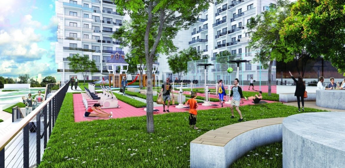Pre Launch time apartment with competitive price for sale Esenyurt Istanbul