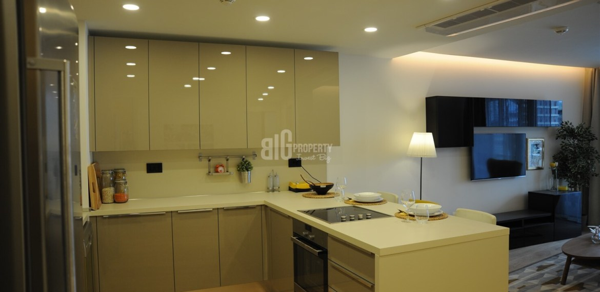 big property agency offer hotel flat invesments with 5 years rent guarantee