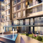 buying home in turkey forev modern Panoramic city view residence for sale Eyup İstanbul turkey